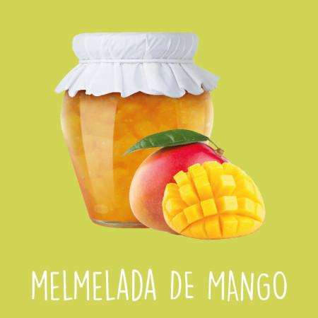 Melmelada de mango