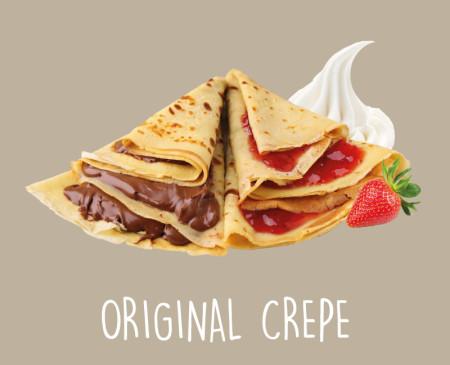 Original Crepe
