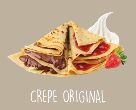 Crepe Original