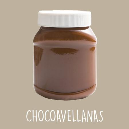 Salsa chocoavellanas